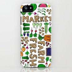 Farmer's Market Medley iPhone (5, 5s) Slim Case