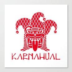 Karnahual Canvas Print