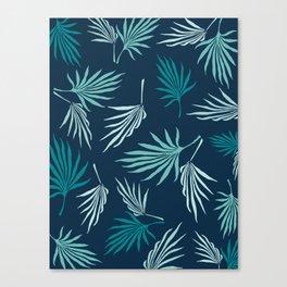 Blue Lagoon #2 Canvas Print