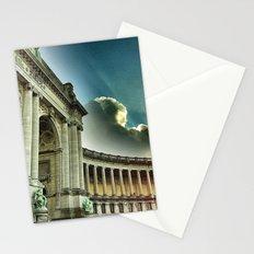 Arc, Parc du Cinquantenaire Stationery Cards