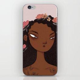 Spring Witch II iPhone Skin