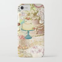 marie antoinette iPhone & iPod Cases featuring Marie Antoinette by Jenndalyn