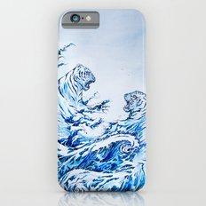 The Crashing Waves iPhone 6 Slim Case