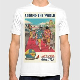 AROUND THE WORLD T-shirt