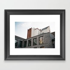antwerp Framed Art Print