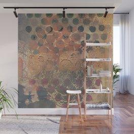 A Light Touch Wall Mural