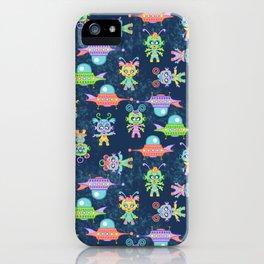 Kosmic Kiddos iPhone Case