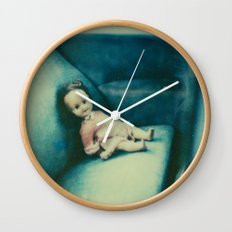 The Doll Wall Clock