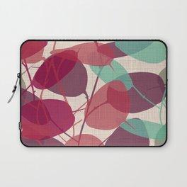 Lunaria purple Laptop Sleeve