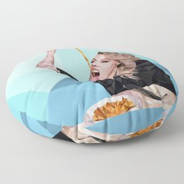 Kate Mckinnon Floor Pillow