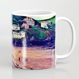 Doc Martin's House at Portwenn Coffee Mug