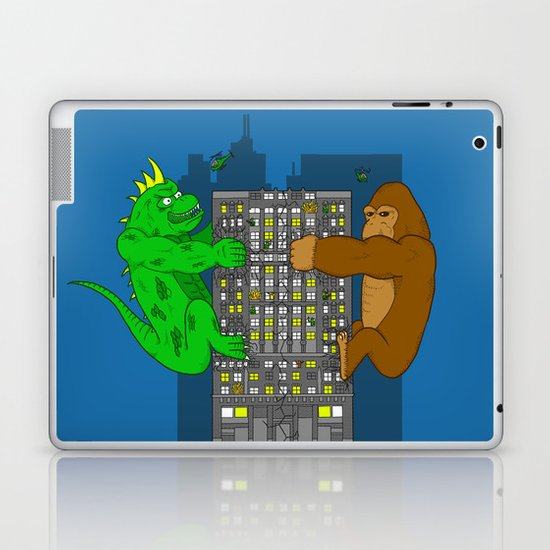 RAMPAGE Laptop & iPad Skin