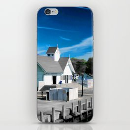 Hyannis Coastguard iPhone Skin