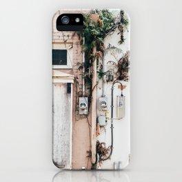 Meridian, Mississippi iPhone Case