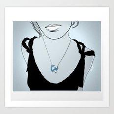 Clio Art Print