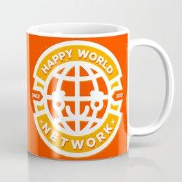 HAPPY WORLD NEWS NETWORK Coffee Mug