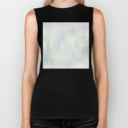 Re-Created Colored Squares No. 12 by Robert S. Lee Biker Tank