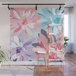 Water Lilies Wall Mural