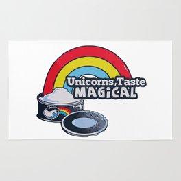 Funny Unicorn Rug