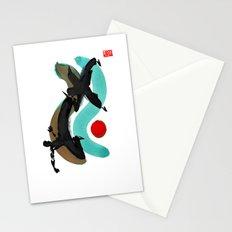 Capoeira 430 Stationery Cards