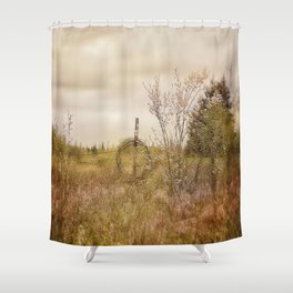 The Countryside Shower Curtain