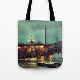 Emotion Blur Tote Bag