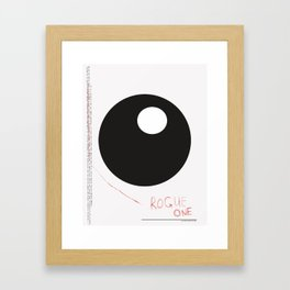 Rebel Spies Framed Art Print