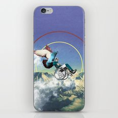 Sky's The Limit iPhone Skin