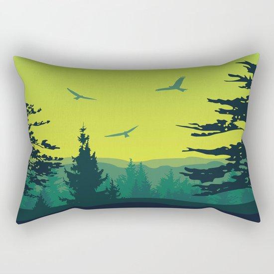 My Nature Collection No. 13 Rectangular Pillow