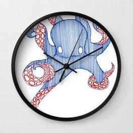 Septopus Wall Clock