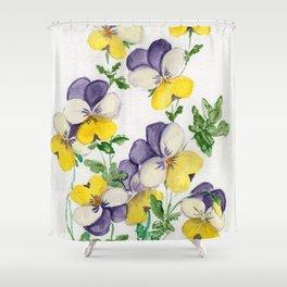 Jumpy Shower Curtain