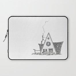 Hermit Cabin Laptop Sleeve