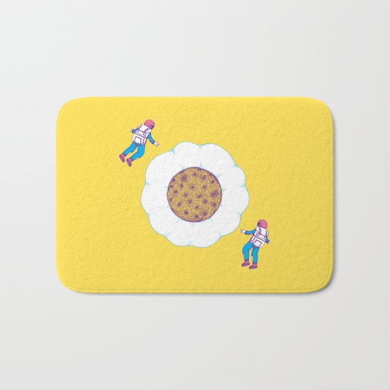 Moon Yolk Bath Mat