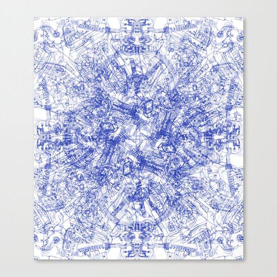 CPU Canvas Print