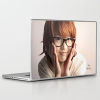tokyo Laptop & iPad Skins featuring Tokyo by Bephotography