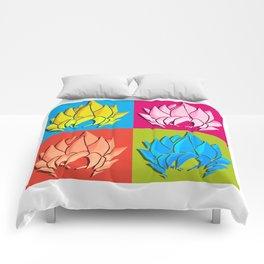 Pop Dragon Comforters