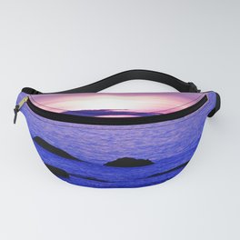 Dusk on the Saint-Lawrence Fanny Pack