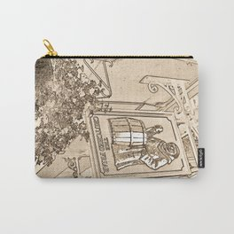 The Crutched Friar Pub London Carry-All Pouch