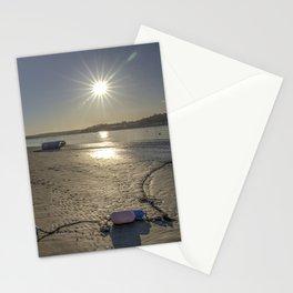 Instow Beach Sunshine Stationery Cards