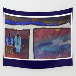 kisik 4 Wall Tapestry