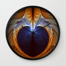 Dragonheart Wall Clock