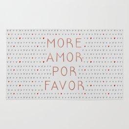 More Amor Rose Gold Rug
