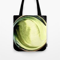 shining Tote Bags featuring Shining by Rose Etiennette