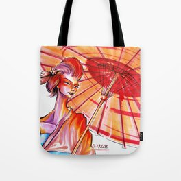 Japanese Tote Bag