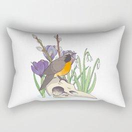 Hello, spring! Rectangular Pillow