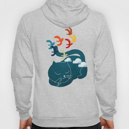 Dreaming Cat Hoody