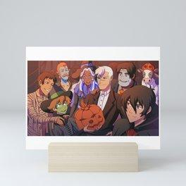 Halloween Mini Art Print