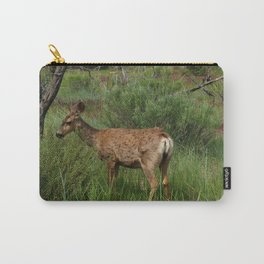 Breakfast At Mesa Verde Carry-All Pouch