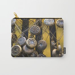 All the Time in the World Carry-All Pouch