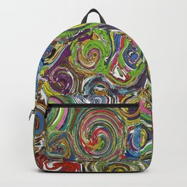 Meditate Mind Backpack